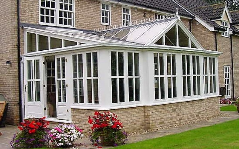 Conservatory Combination Style