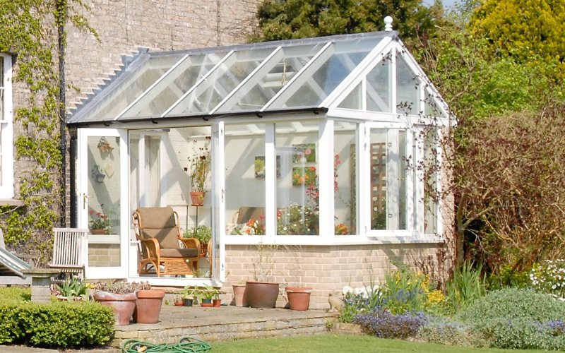 Conservatory Lean To Style