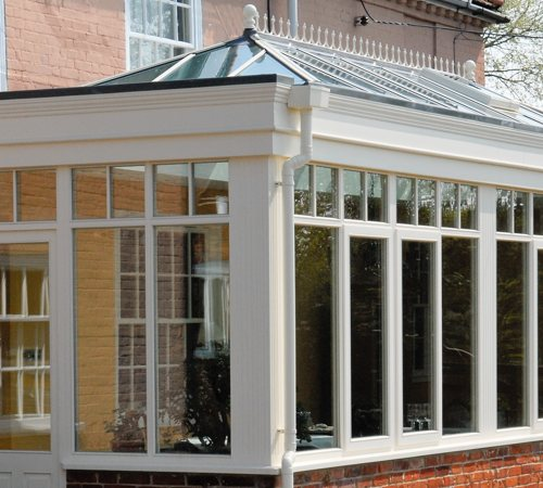 Orangery by Quayside